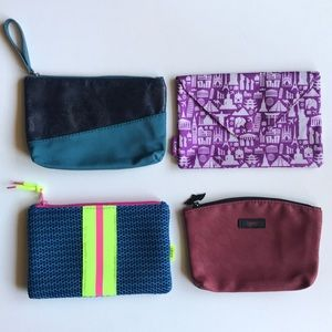 Ipsy Bags - Makeup Bag Bundle